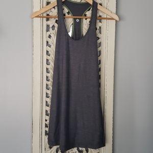 Lululemon basic tank top dress